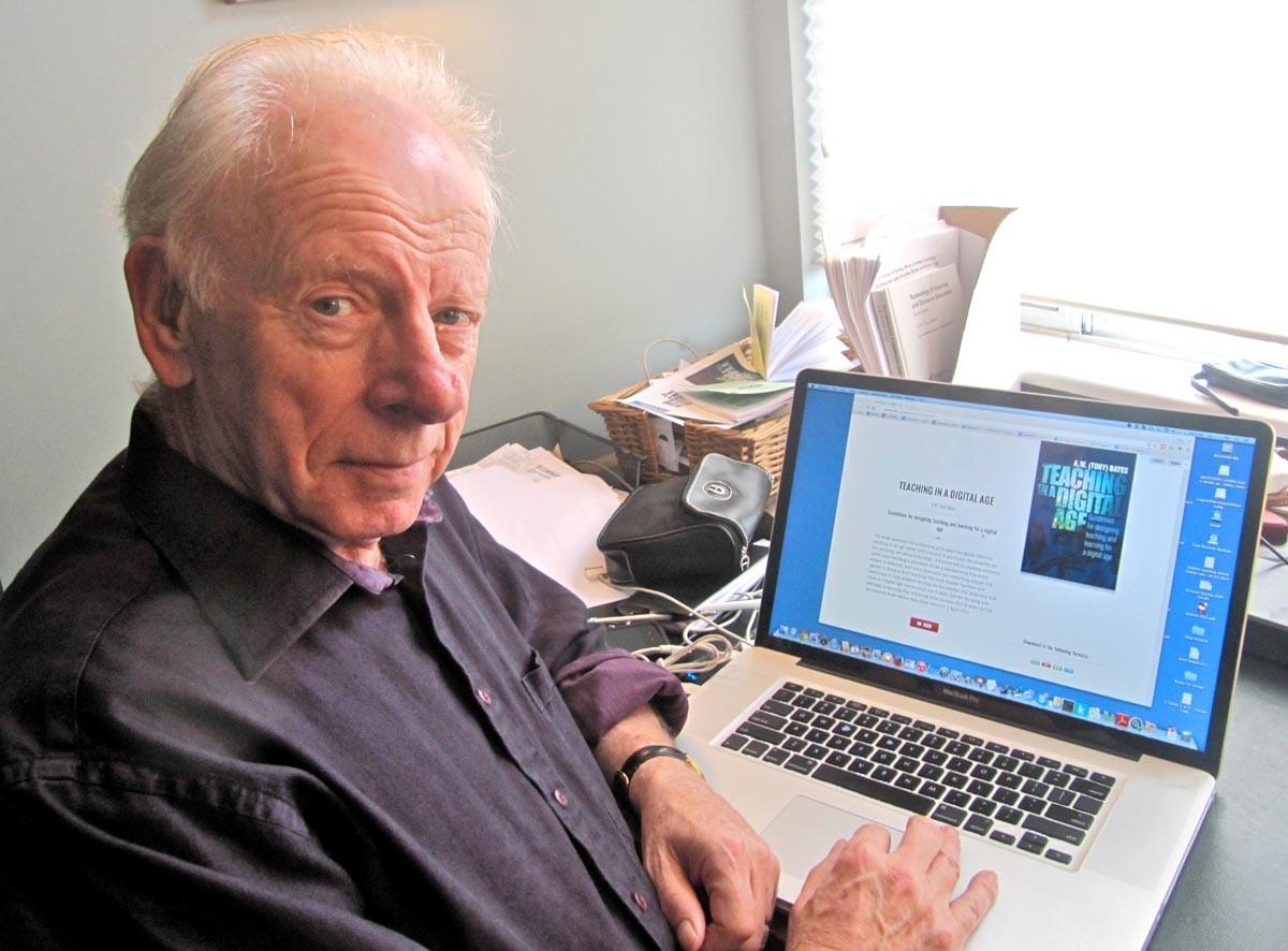 Dr. Tony Bates