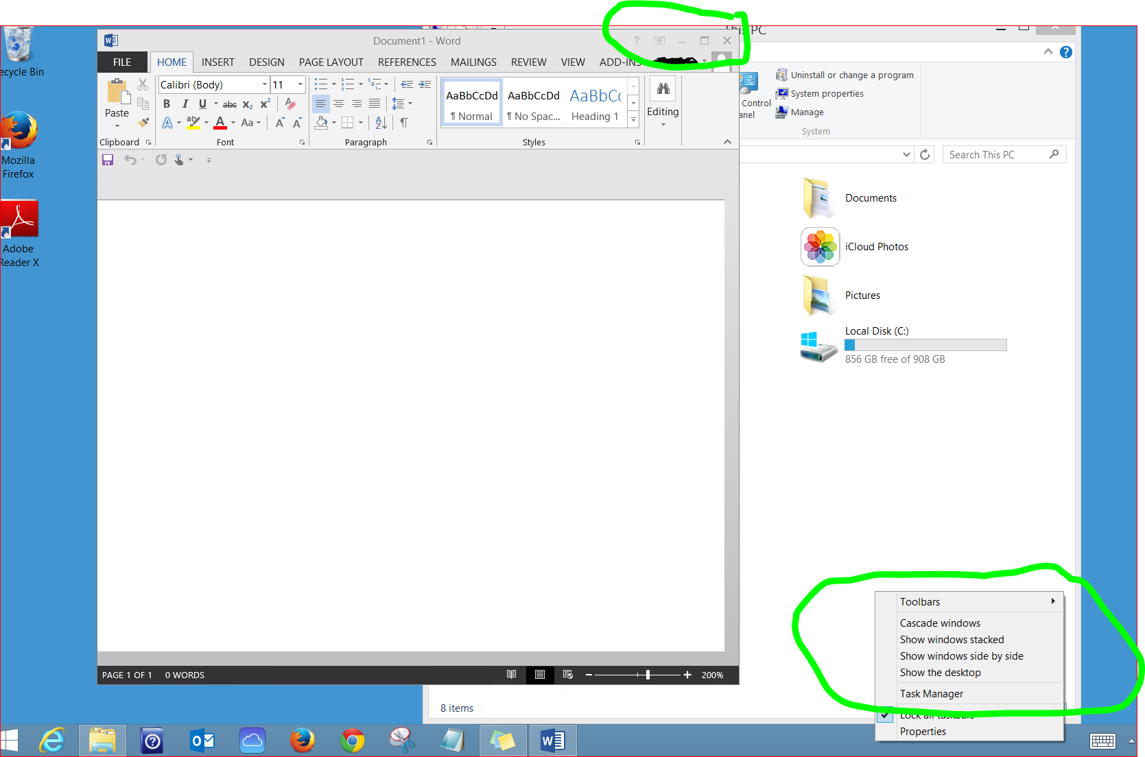 What Is This? Windows Basics: Multiple Windows View